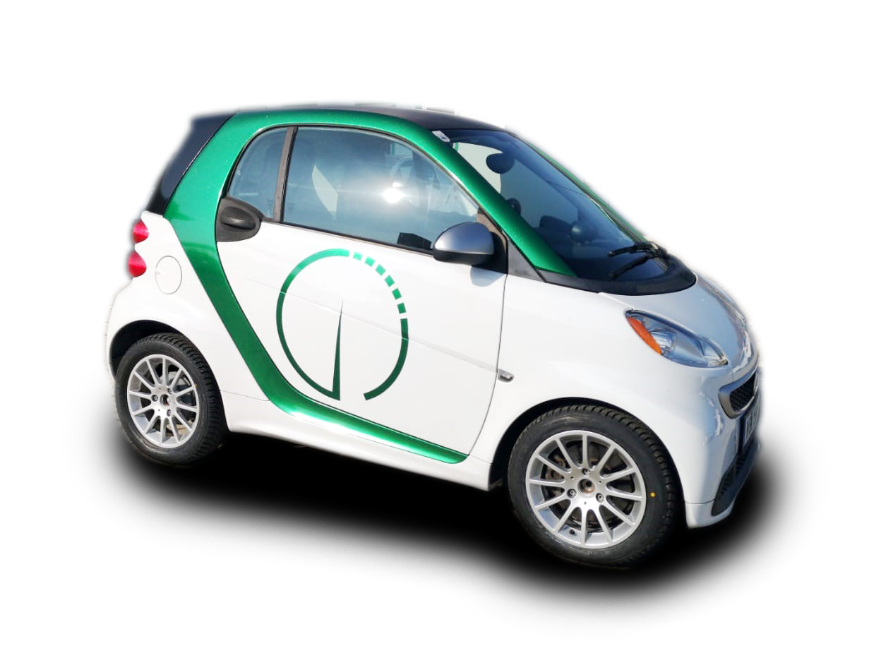 Smart For2 von G-Electric