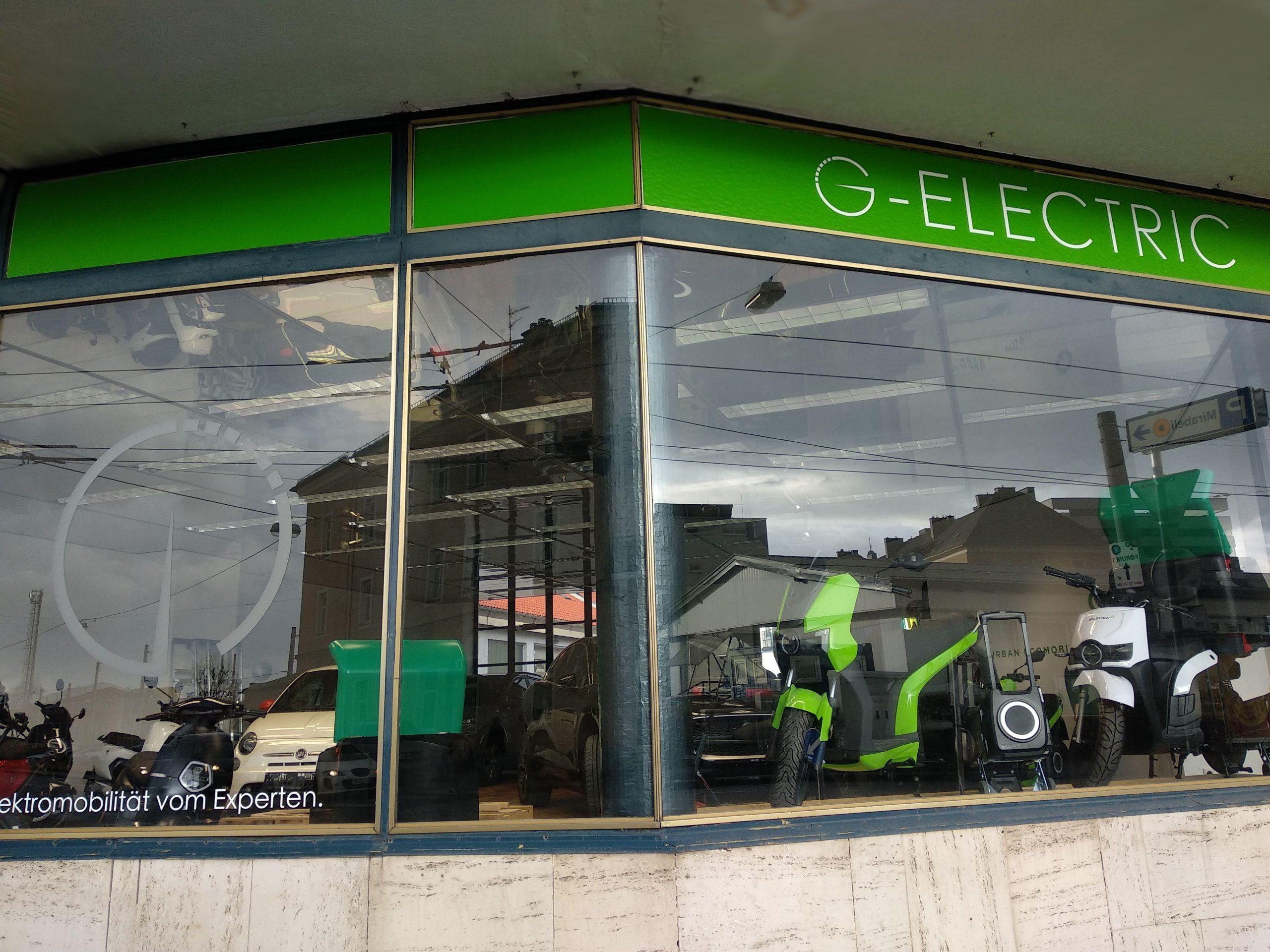 G-ELECTRIC Silence Dealer
