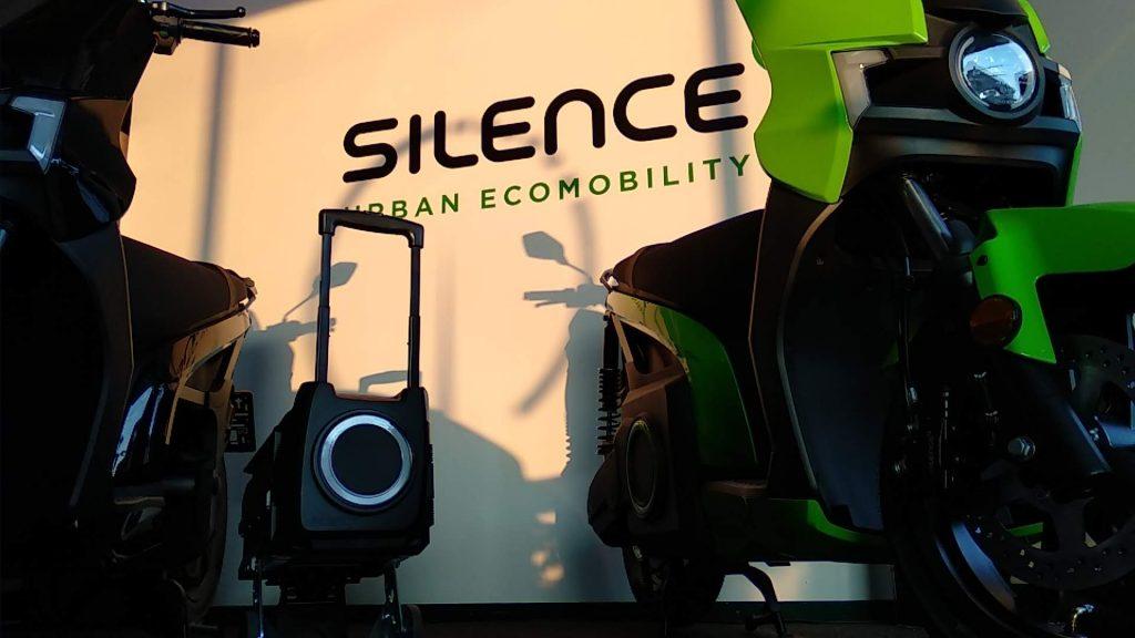 E-Motorräder und E-Mopeds von Silence in Salzburg lagernd